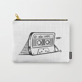 The forgotten Mix Tape Carry-All Pouch