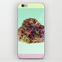 mineral iPhone & iPod Skins featuring Mineral Love by Danny Ivan
