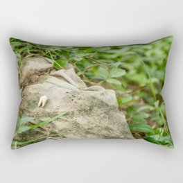 Tooth & Clothing, Killing Fields, Cambodia Rectangular Pillow