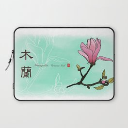 Mangolia Laptop Sleeve