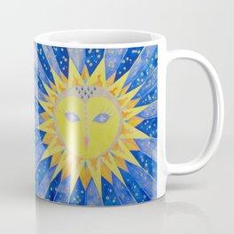 Sun Owl Coffee Mug