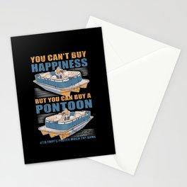 Pontoon Boat Owner | Pontooning | Pontoon Captain Stationery Cards