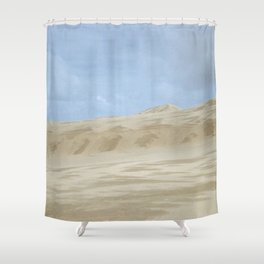 Northland Sand Dune Shower Curtain