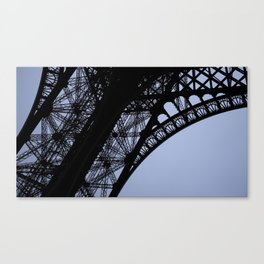 Eiffel Tower - Detail Canvas Print