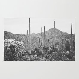 A Gathering of Cacti, No. 2 Rug