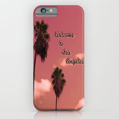 Welcome to Los Angeles Slim Case iPhone 6s