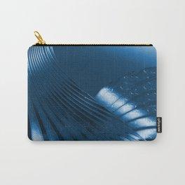 Phantasie in Blau 3 Carry-All Pouch