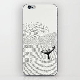 The Ocean of Story iPhone Skin