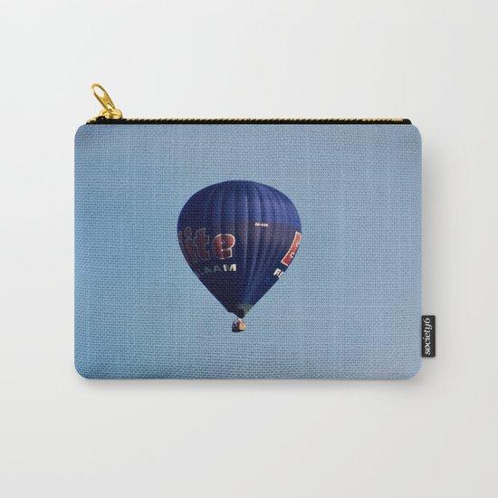 Blue air balloon Carry-All Pouch