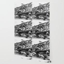 German Metal Wallpaper