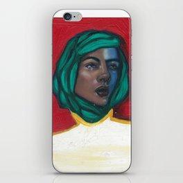 Karine iPhone Skin