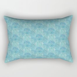Hexed Rectangular Pillow