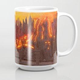 Landscape Volcano Coffee Mug