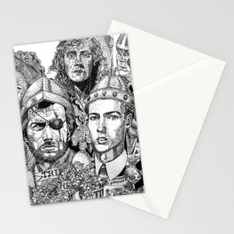 The Glorious Peoples' Republic of Treacle Mine Road Stationery Cards