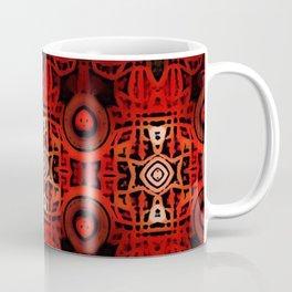 Tribal Batik Coffee Mug