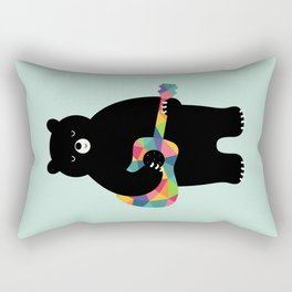 Happy Song Rectangular Pillow