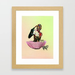 Kamakazi Framed Art Print