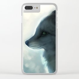 LiS7x Clear iPhone Case