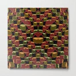 Mosaic, 3140k Metal Print