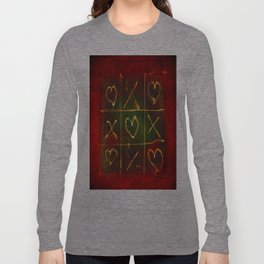 Tic Tac Love Long Sleeve T-shirt
