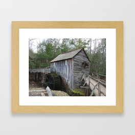Cable Mill Framed Art Print