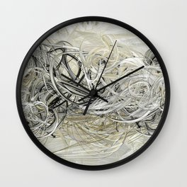 Shiver Wall Clock
