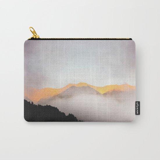 Hidden Treasure Mountain Carry-All Pouch