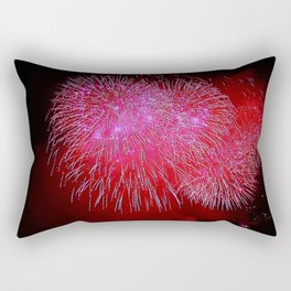 Fireworks Show Rectangular Pillow