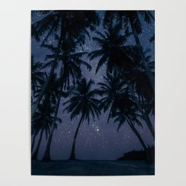 Find Me Under The Palms Poster