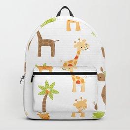 Giraffes Backpack
