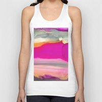 agate Tank Tops featuring Crazy Agate by Amie Amyotte