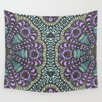 gypsy Wall Tapestries featuring Gypsy Dream by ArtLovePassion
