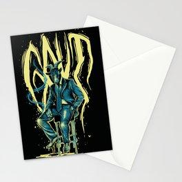 Goat Devil Stationery Cards