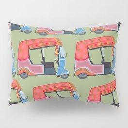 Rickshaw Fever Pillow Sham