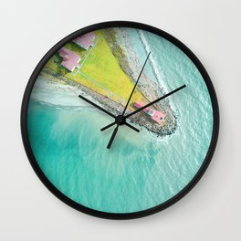 Green Island Wall Clock