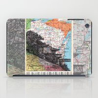 wisconsin iPad Cases featuring Wisconsin by Ursula Rodgers