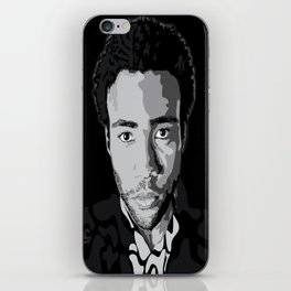 Gambino iPhone Skin