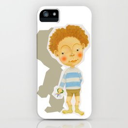 snip snap iPhone Case