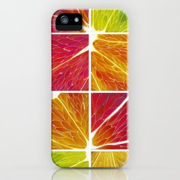 Citrus iPhone Case
