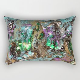 Welcome to the garden of Eden Rectangular Pillow