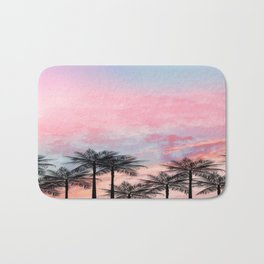 Summer Palm Tree #Society6 #Buyart #Decor Bath Mat