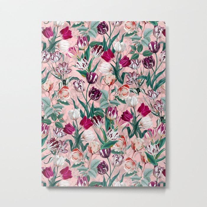 Summer Botanical Garden XIV Metal Print
