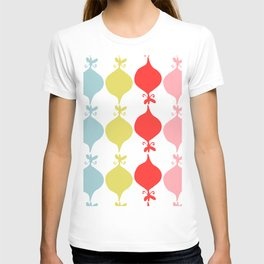 Christmas decor abstract T-shirt