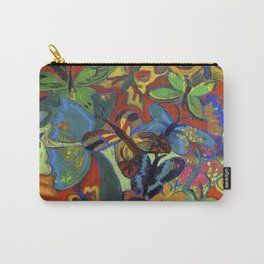 Butterfly Tree I Carry-All Pouch