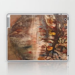 Middle of the Earth Laptop & iPad Skin