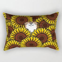 Water a Flower Rectangular Pillow
