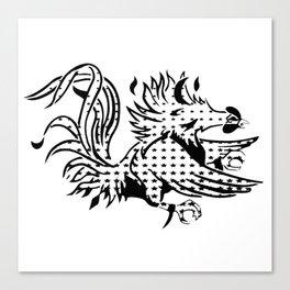 gamecock III Canvas Print