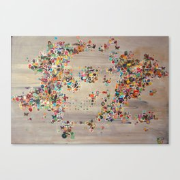 Very Jolly Rodger Canvas Print