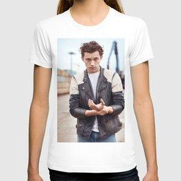 Tom Holland Vogue T-shirt