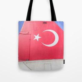 Turkish Air Force Logo Tote Bag